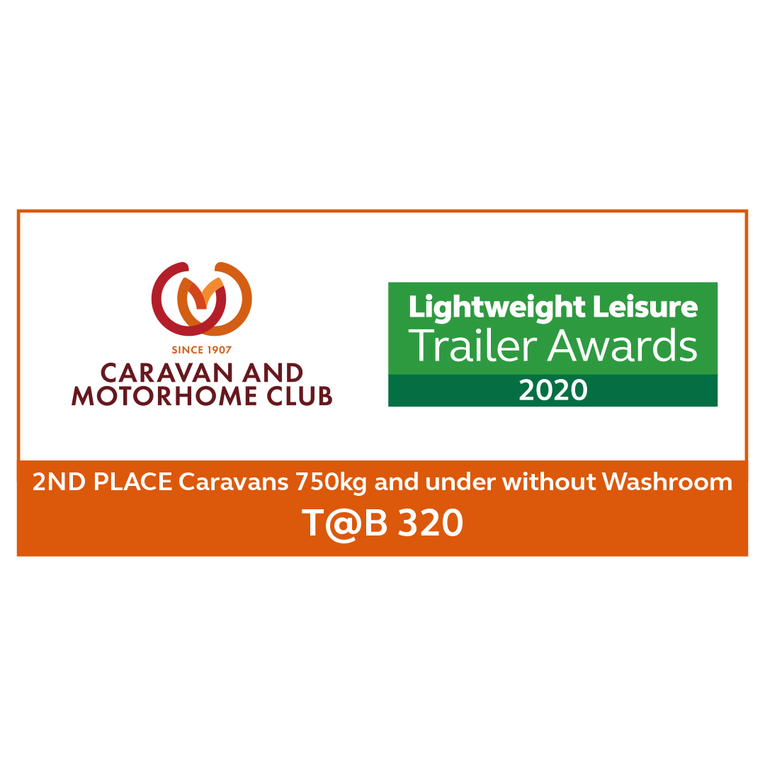 Lightweight Leisure Award - T@B